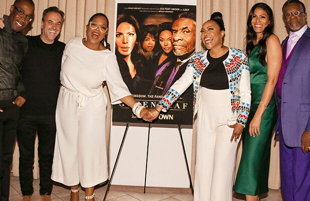 oprah Greenleaf Cast at Soho House