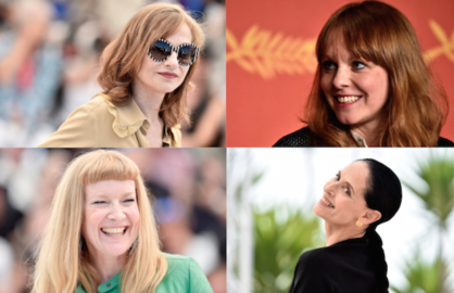 Cannes women in competition