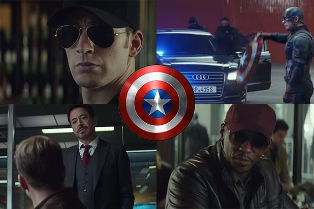 9 'Captain America: Civil War' Product Placements