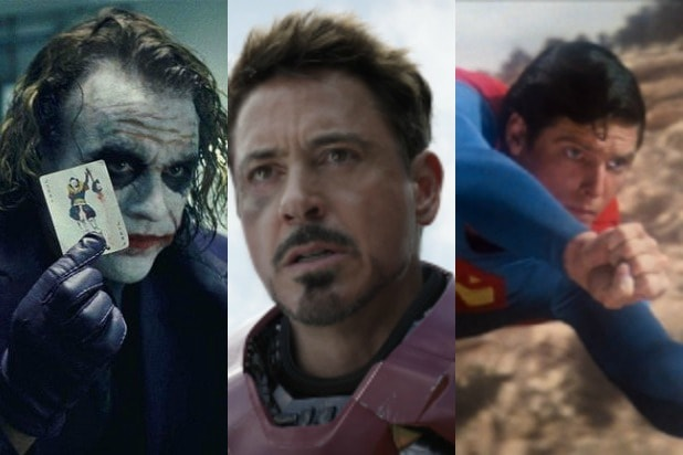 Captain America Civil War best comic book performances
