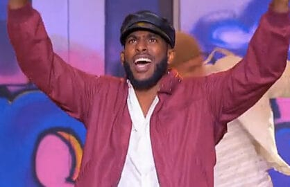 Chris Paul Lip Sync Battle