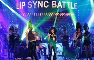 Christina Milian Lip Sync Battle