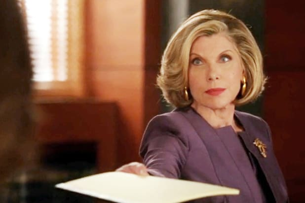 Christine Baranski Diane Lockhart good wife good fight