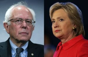Hollywood Democrats Growing Hysteria Over Bernie Sanders Refusal to Drop Out