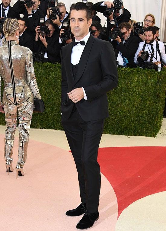 Colin Farrell Met Gala