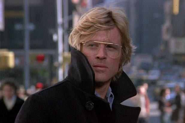 Robert Redford Three 3 Days of the Condor