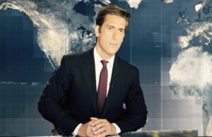 ABC NEWS - David Muir. (ABC/Lorenzo Bevilaqua) DAVID MUIR