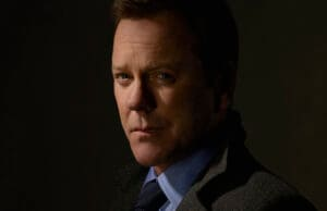 Designated Survivor Kiefer Sutherland