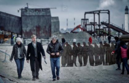 Dunkirk set