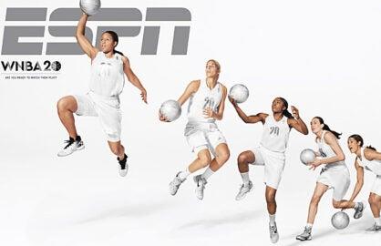 ESPN WNBA Cover