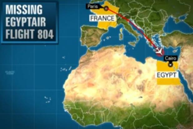 EgyptAir Flight Disappearance