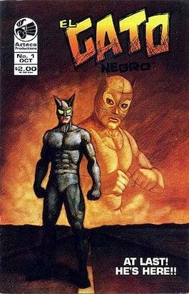 el gato negro latino superheroes
