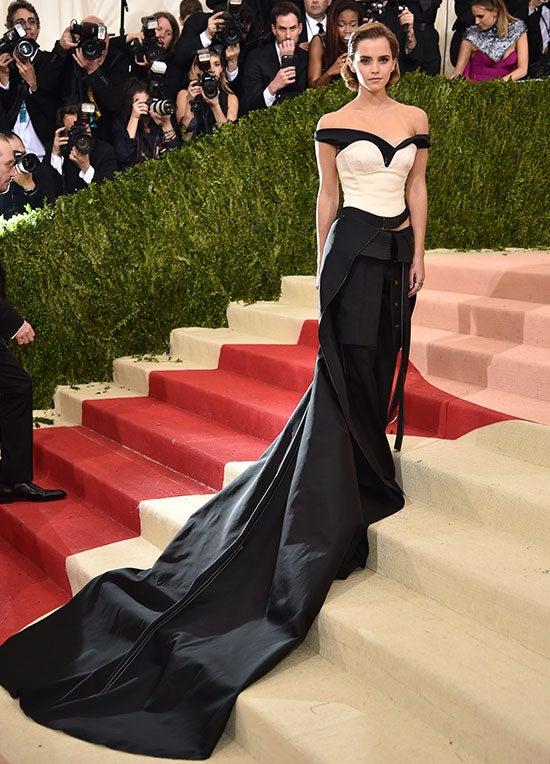 Emma Watson Met Gala