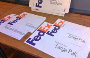 FedEx Envelopes