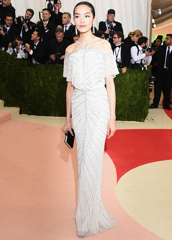 Fei Fei Sun at Met Gala