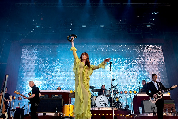 Florence + the Machine BottleRock