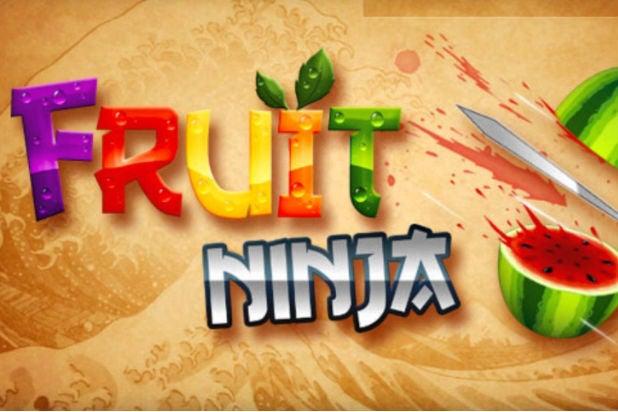 Fruit Ninja movie is in the works
