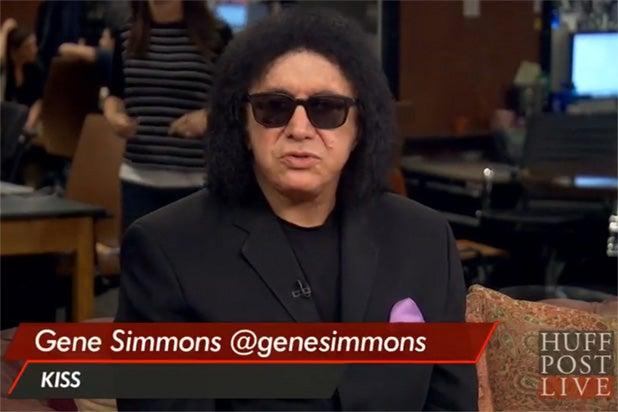Gene Simmons HuffPost Live