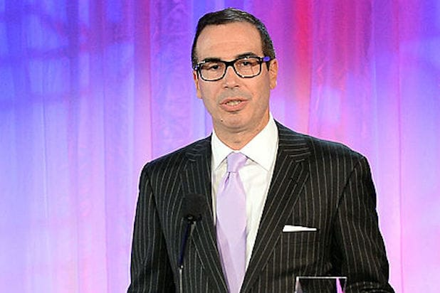 'Suicide Squad' Executive Producer Steven Mnuchin Could Be Your Next Treasury Secretary