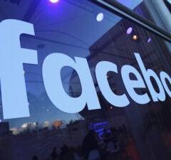 Facebook Exhibits Technologies At Innovation Hub fake news