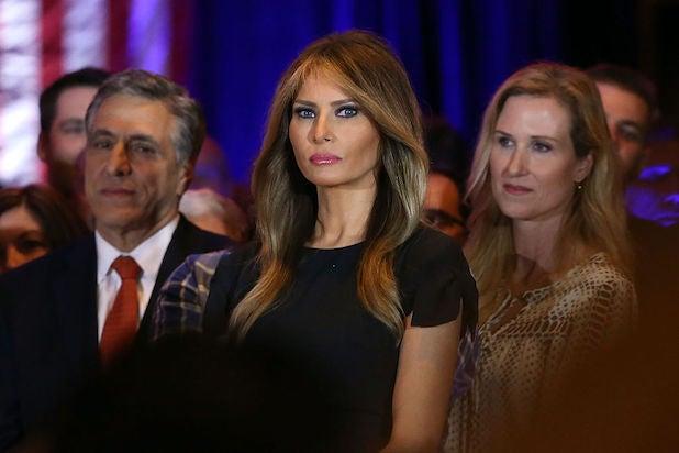 Melania Trump GQ meredith mciver