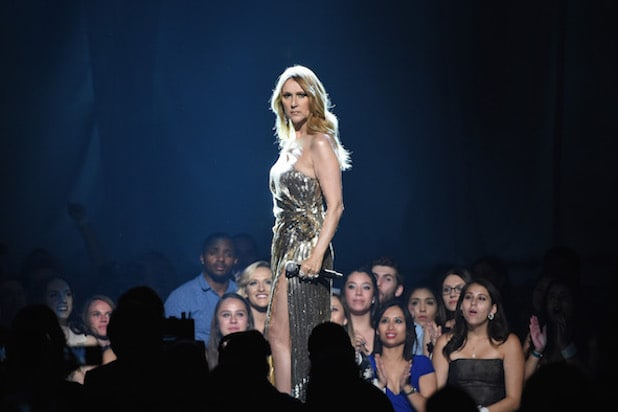 celine dion billboard music awards
