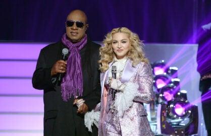 Madonna Prince Tribute Stevie Wonder Billboard Music Awards