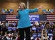Hillary Clinton Mocks Proposed Sanders Trump Debate