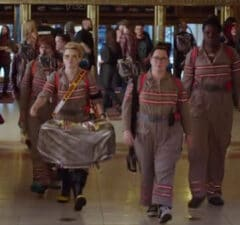 Ghostbusters second trailer