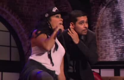 Gina Rodriguez Lip Sync Battle