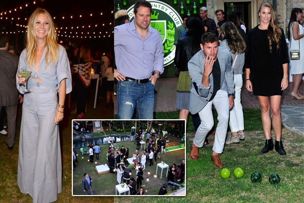Gwyneth Paltrow Svedka Country Club