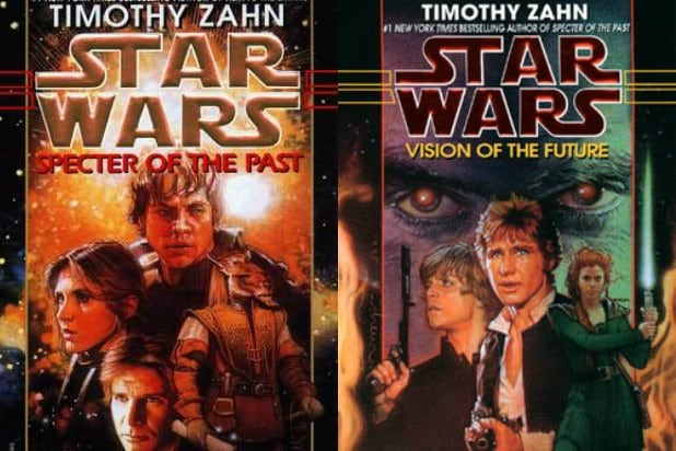 The Best Books from the Old 'Star Wars' Expanded Universe