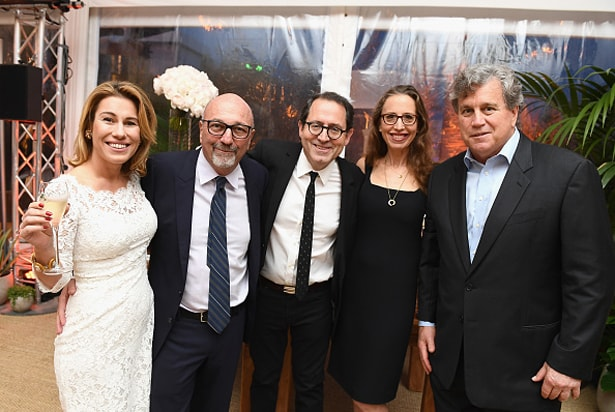 The Hollywood Foreign Press Association Honour Filmaid International The 69th Annual Cannes Film Festival