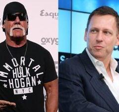 Hulk Hogan Peter Thiel