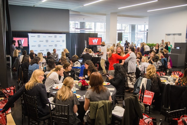 TheWrap's Power Women Breakfast SF