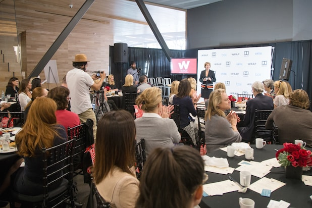 Wrap's Power Women Breakfast