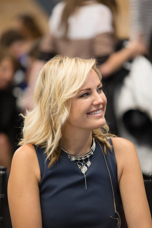 Malin Akerman at Wrap Power Women Breakfast SF