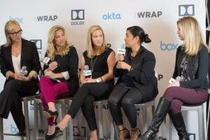 Speakers at TheWrap's Power Women Breakfast SF