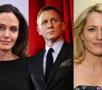 James Bond Collage
