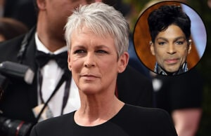 Jamie Lee Curtis and PrinceJamie Lee Curtis and Prince