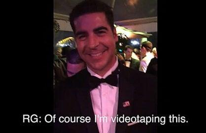 Jesse Watters HuffPo Video