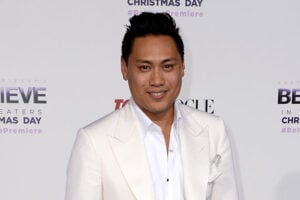 Jon M Chu Crazy Rich Asians