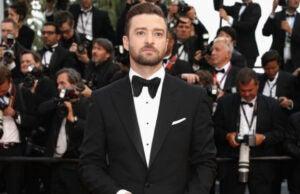 Justin Timberlake Cannes