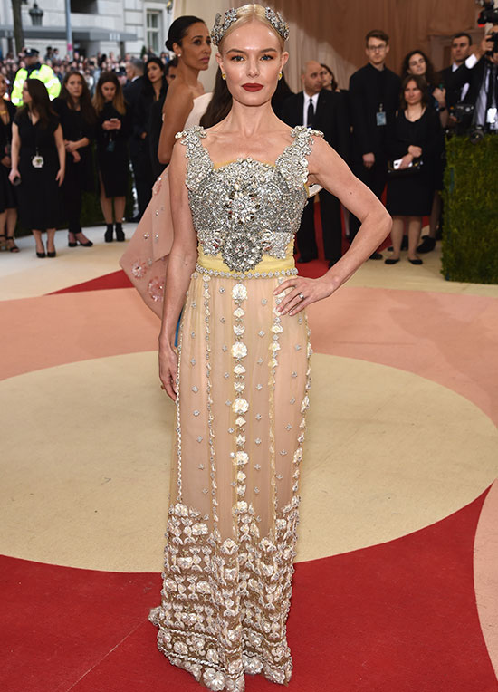 Kate Bosworth Met Gala