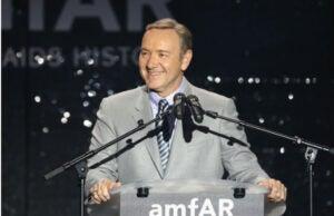 Kevin Spacey amFAR