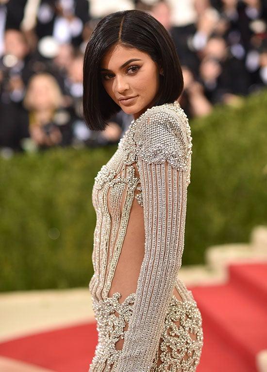 Kylie Jenner Met Gala