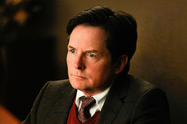 Louis Canning Michael J. Fox