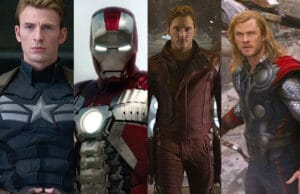 MCU movies ranked