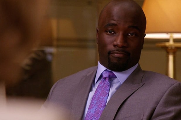Mike Colter Lemond Bishop