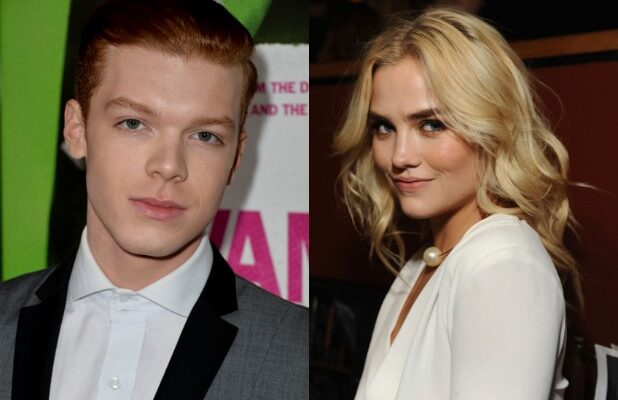 Cameron Monaghan Maddie Hasson